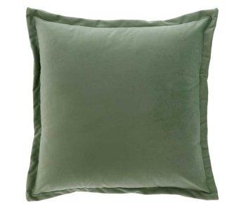 Kussen Kylie 45x45 cm oil green