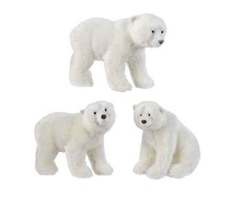 ijsbeer pluche 3 ass