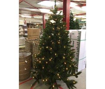 Kunstkerstboom Bristlecone groen LED 185 cm