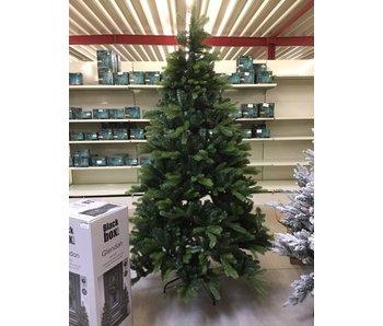 Kunstkerstboom Utah PE hinged 210 cm