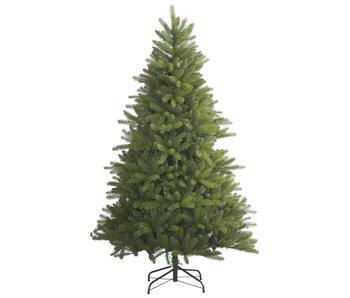 Kunstkerstboom Utah PE hinged 150 cm