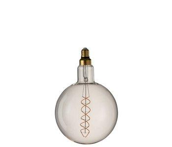 Ampoule LED g200 Double Spirale e27