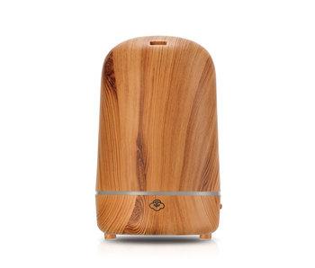 Diffuseur ultrasonique + lumière 220V bois clair