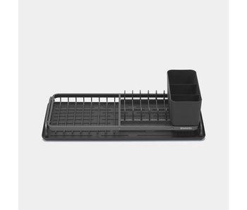 BRABANTIA Compact afdruiprek - dark grey