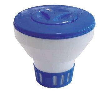 Floating chemical dispenser L