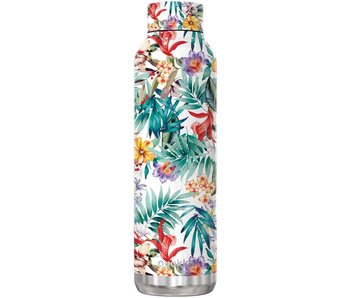 Quokka drinkfles - Orchid garden 630ml