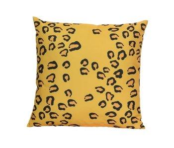 Kussen geel/geel 45x45