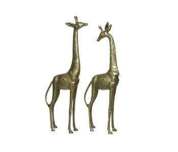 Giraf alu - rechtop - 13x25x78h