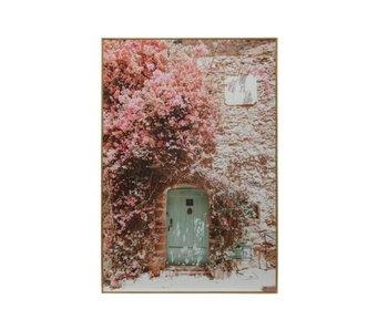 Schilderij A - deur 40x60h