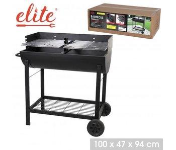 BBQ grill 100x47x94cm