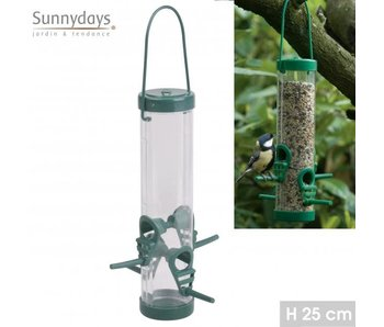 Mangeoire pour oiseaux D25 cm