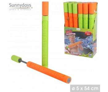 Watergun 54x4 - oranje/groen