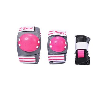 Beschermingsset Kids Move - roze