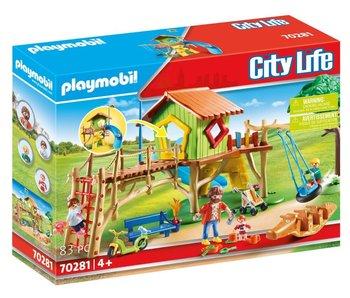Playmobil 70281 Aire de jeux d'aventure