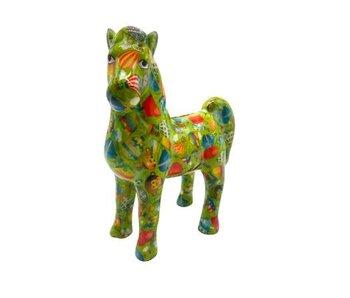 Pomme pidou Spaarpot 3 'Joy' paard  - 20.7x9.5xH20.8