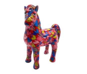 Pomme pidou Spaarpot 4 'Joy' paard  - 20.7x9.5xH20.8