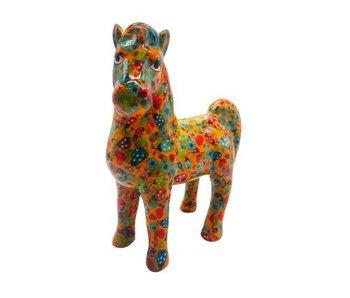 Pomme pidou Spaarpot 5 'Joy' paard  - 20.7x9.5xH20.8