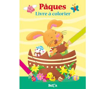 Livre à colorier - Pâques