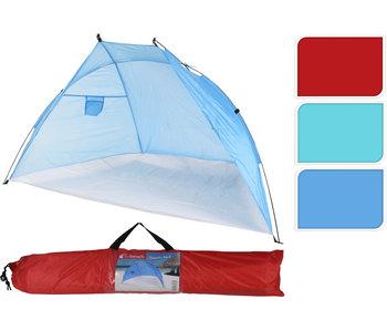 Tente de plage rouge