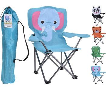 Chaise pliante pour enfants Tigre