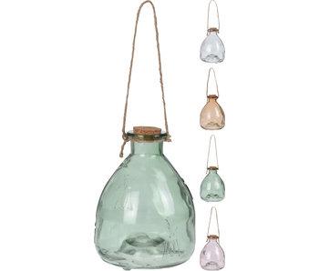 Piège à guêpes 12cm / verre - différentes couleurs