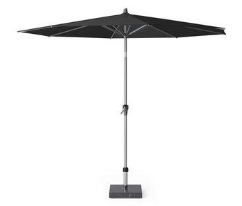 Riva parasol  300 cm - zwart