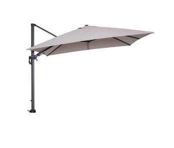 Hawaii II parasol 300X300 taupe