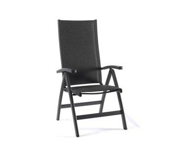 Gescova Nice verstelbare stoel met hoofdsteun - donker grijs