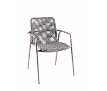 Gescova Diego stoel - grijs