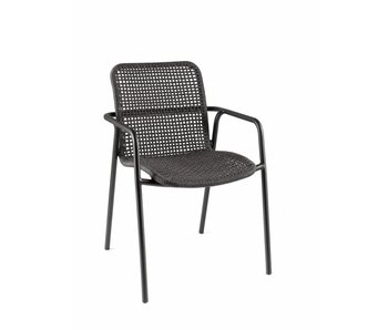 Gescova Chaise Diego - noire