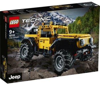 LEGO Lego Technic 42122 Jeep® Wrangler