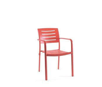Gescova Paris stoel - oranje