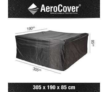 AEROCOVER TUINSETHOES 305X190X85CM