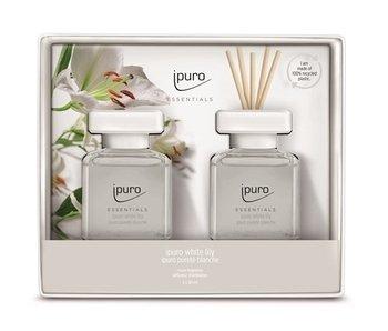 Ipuro New Essentials 2x50 ml White Lily