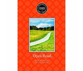 Geurzakje Open road