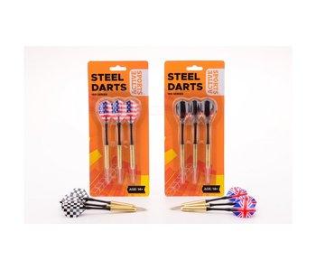 Sports Active 3 darts 15 gram op kaart