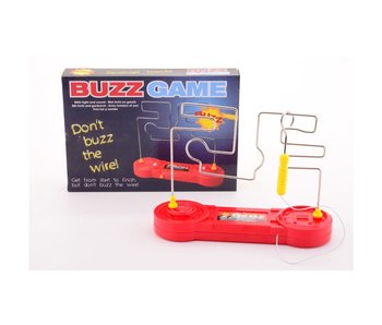 Don't buzz the wire game