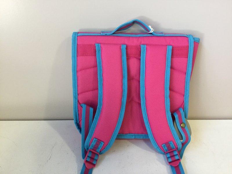 k3 rettetet school backpack 25x28x11
