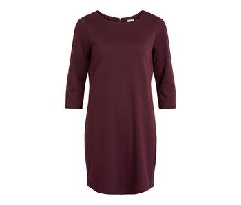 VILA Vitinny new dress - winetasting - XS