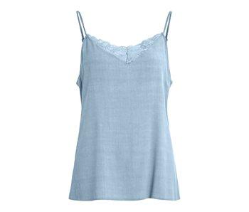 VILA Vimero lace singlet - blue - 38