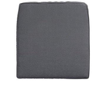 zitkussen vierkant 48x48cm -  multi panama grey
