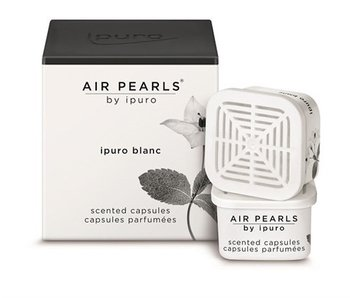 Ipuro Capsules Air Pearls Blanc
