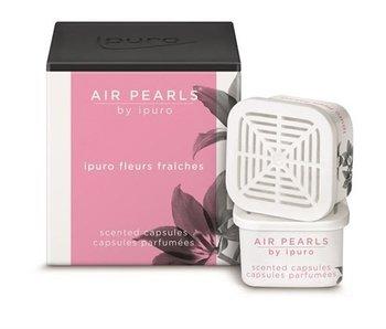 Ipuro Air pearls capsules fleurs fraiches