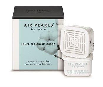 Ipuro Air pearls capsules fraicheur coton