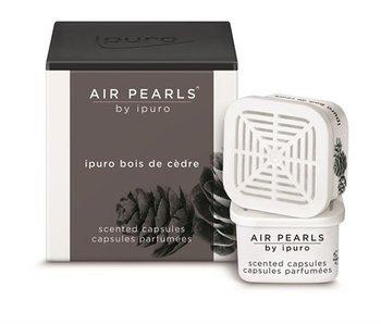 Ipuro Capsules de perles d'air bois de cèdre
