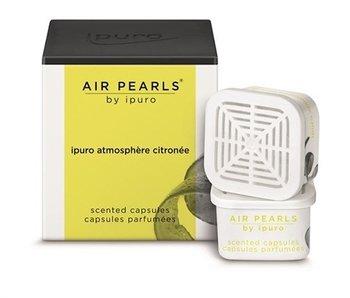 Ipuro Capsules Air Pearl Atmosphère Citronée