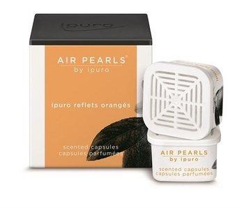 Ipuro Air pearls capsules reflets orangés