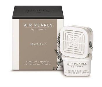 Ipuro Air pearls capsules cuir