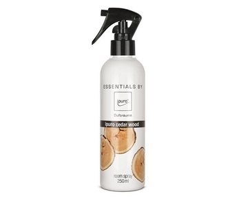 Ipuro Essentials room spray 250 ml cedar wood