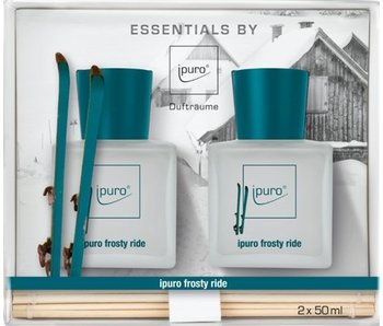 Ipuro Coffret cadeau Essentials 2X50 ml - Frosty ride